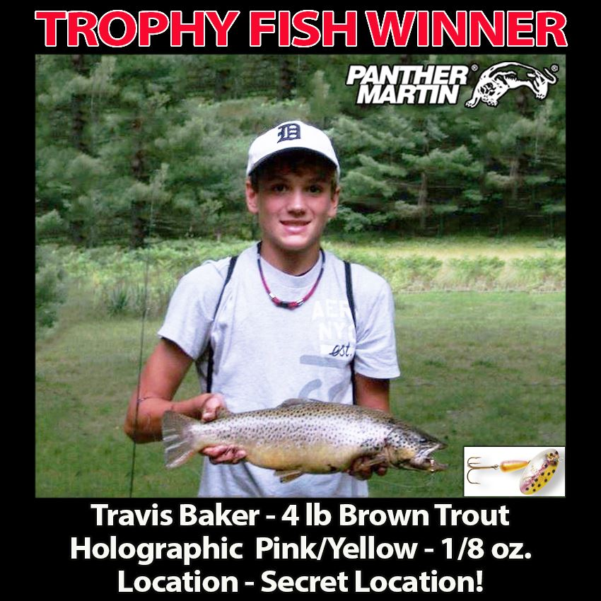 Travis Baker's Fish