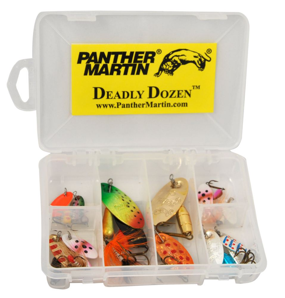 panther martin kits, Fly Fishing Bait