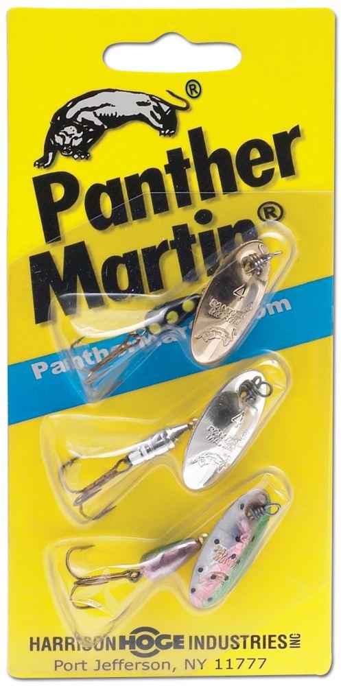 Panther Martin Hammered 6 Spinner Lures PMHM6 for sale online