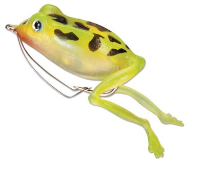 Holographic Superior Frog