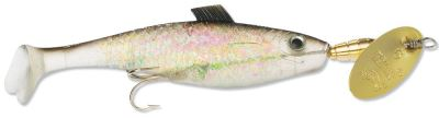 Vivif Style Spinner Minnows Super Silv/Gold