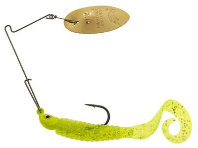 Sonic SizzleTail™ Chartreuse Silver Flake