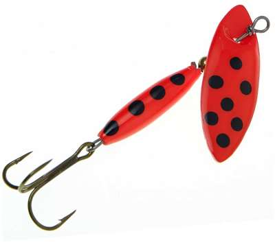 WillowStrike™ Spotted fishing lure